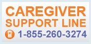 Care Giver Support Line Phone Number